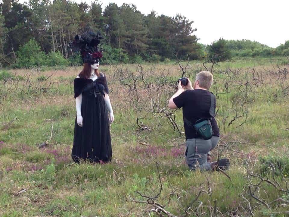 Robb shooting video
