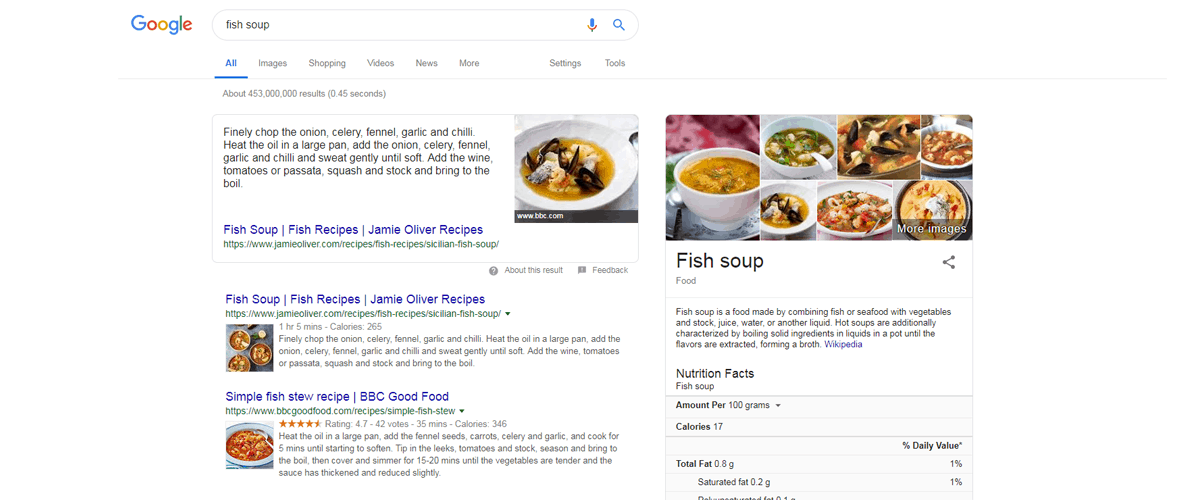 recipe-featured-snippet